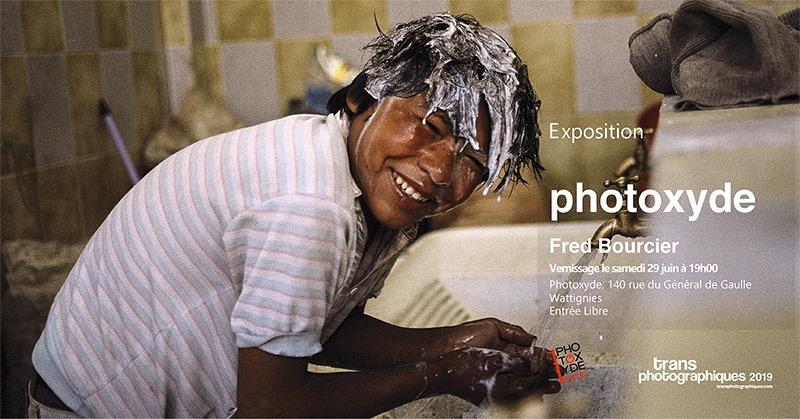 exposition Les enfants des rues par frederic Bourcier transphotographiques Lille 2019