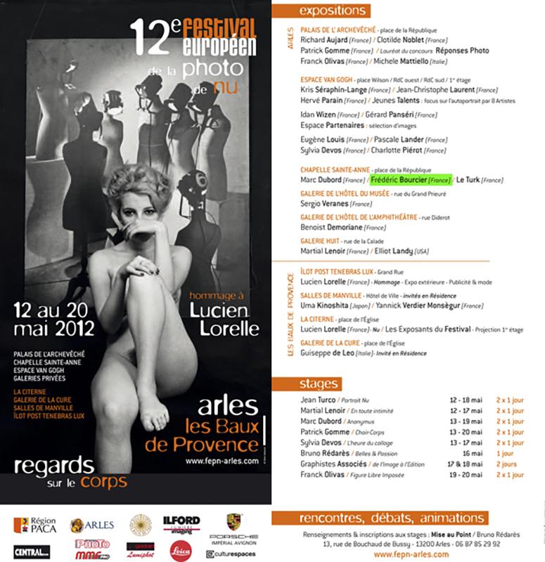 frederic bourcier photographe exposition-fepn 2012 morceaux choisis arles