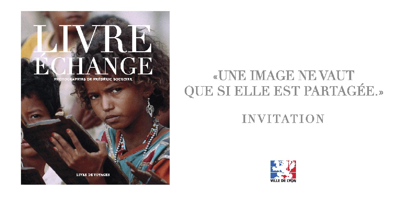 frederic bourcier photographe reportage livre echange exposition lyon 2004