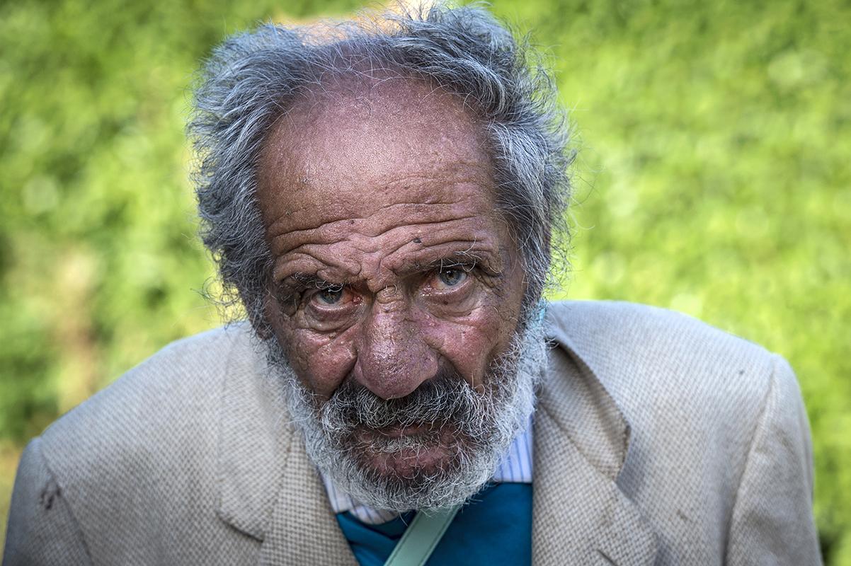 série Mon pote à cinq euros portraits df réalisé par le photographe frederic Bourcier